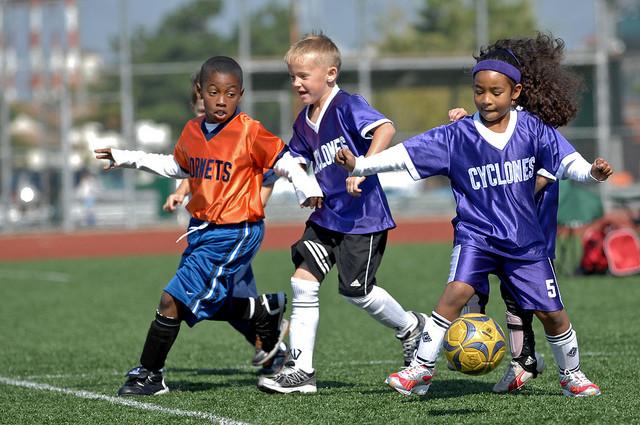 Los nios y el ejercicio - kidshealthorg