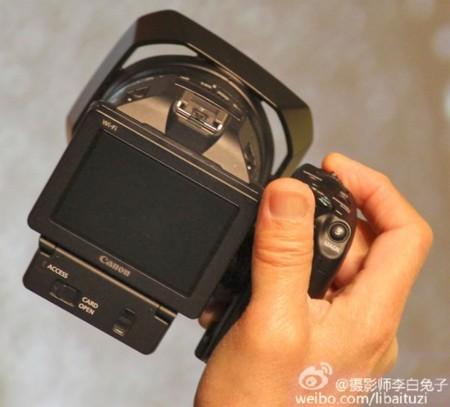 Canon 4k Video Camera 3