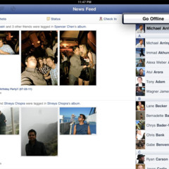 Foto 1 de 5 de la galería facebook-ios-app en Applesfera