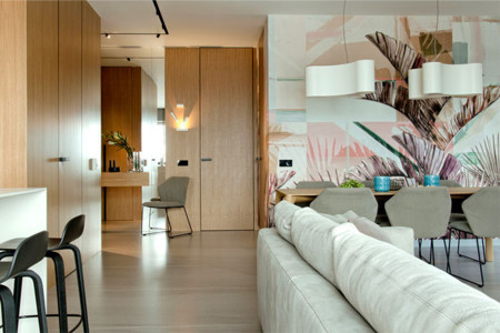 Apartamento Colores Pastel 3