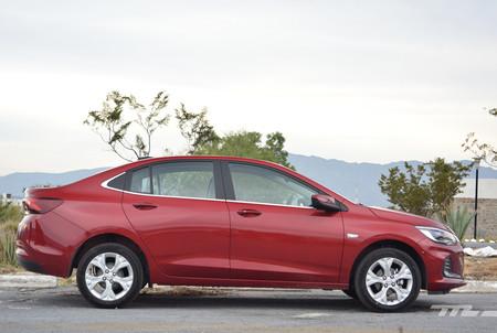 Chevrolet Onix 2021 Mexico 9
