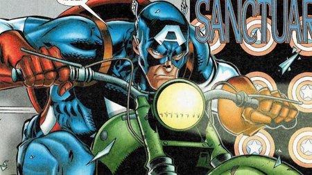 La Harley Davidson del Capitán América