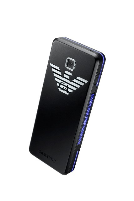 Emporio Armani Samsung NIGHT EFFECT
