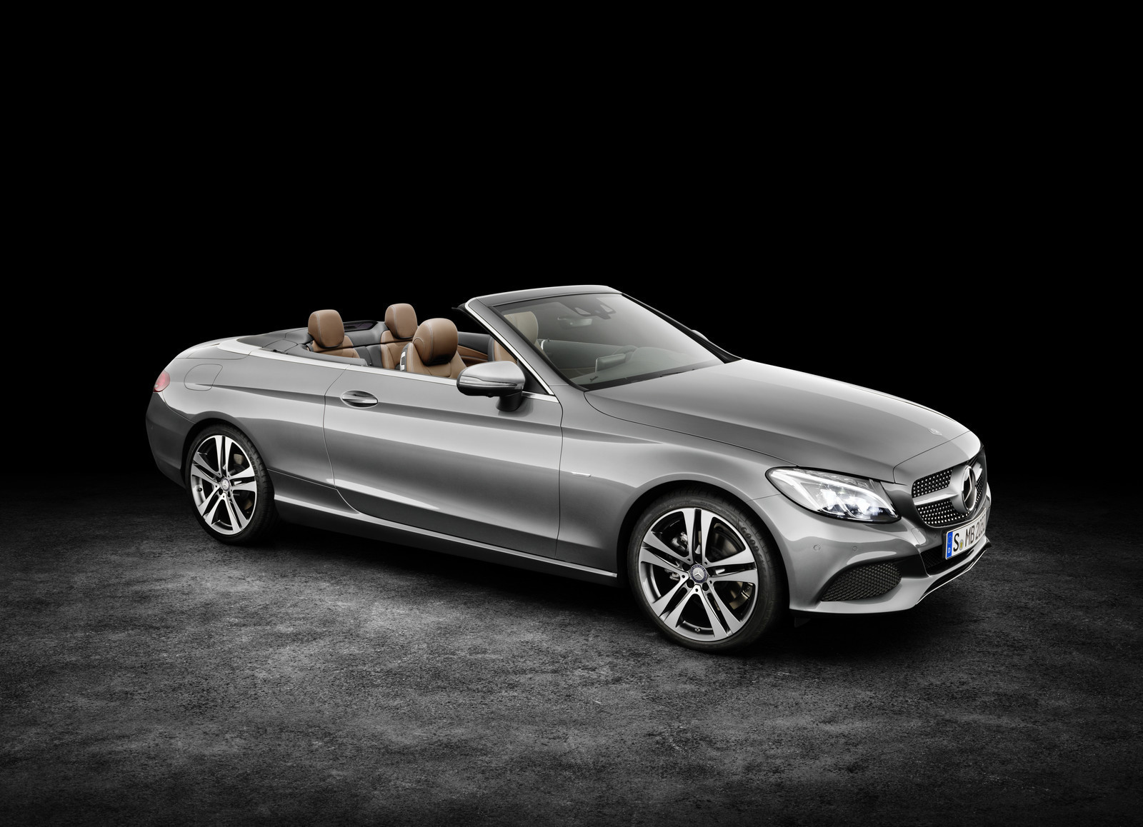 Foto de Mercedes-Benz Clase C y C 43 AMG Cabrio (13/28)