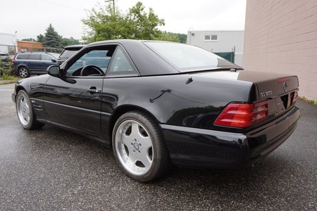 Mercedes Benz Sl600 2