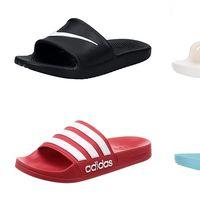 Chollos en tallas sueltas de  chanclas y sandalias Adidas, Crocs o Nike en Amazon