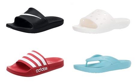 Mejor cultura Encommium  Chollos en tallas sueltas de chanclas y sandalias Adidas, Crocs o Nike en  Amazon
