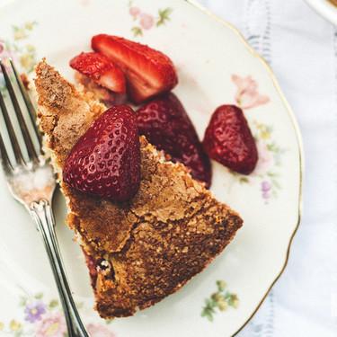 Tres tartas de fresa ligeras para disfrutar al máximo este verano sin sumar calorías a nuestra dieta