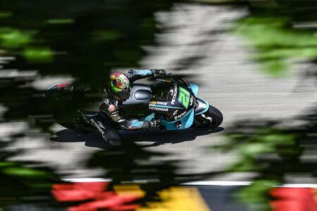 Morbidelli Sachsenring Motogp 2021