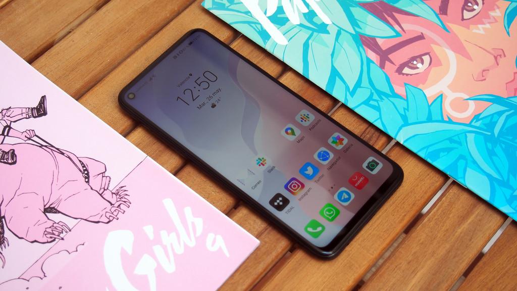 Huawei P40 Lite 5G, análisis: el 5G más asequible también tiene un precio
