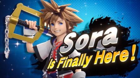 Sora de Kingdom Hearts es el último personaje de Smash Bros. Ultimate, tres años después del lanzamiento del juego