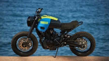 Ad Hoc Cafe Racer Yamaha Xsr 700 1