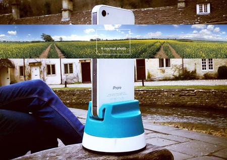 Panorámicas 360º perfectas con BubblePod y tu smartphone