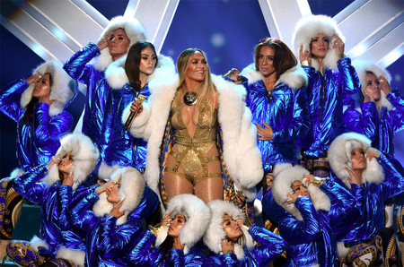 JLo nos regala diez minutos de locura fan con su actuación en los MTV Video Music Awards 2018