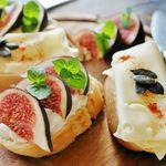 Cinco famosos quesos franceses