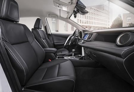 Rav4 Hybrid asiento