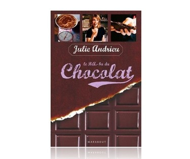 Chocolate de Julie Andrieu. Libro