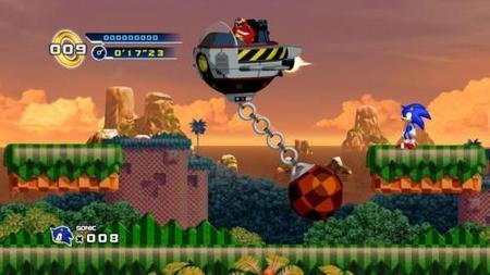 Nuevas imágenes y precio de 'Sonic the Hedgehog 4'