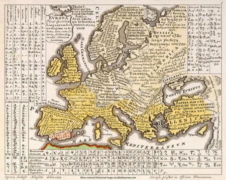 Europa 1741