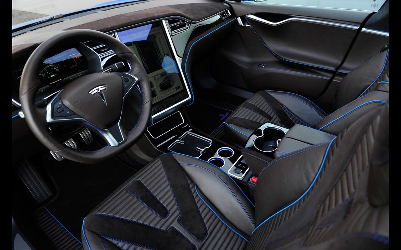 Foto de Brabus Tesla Model S P85D (15/23)