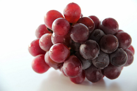 ¿Uvas con sabor a algodón de azúcar?