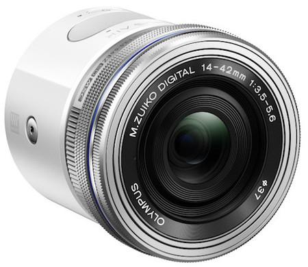 Olympus Air, otra cámara con lentes intercambiables que se podrá adaptar a nuestro smartphone