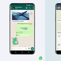 Los pagos móviles vía WhatsApp debutan en Brasil, pero quieren comerse el mundo entero