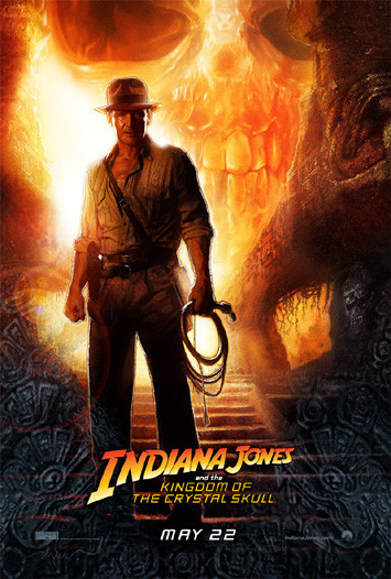 Nuevo Teaser Poster de 'Indiana Jones and the Kingdom of the Crystal Skull'