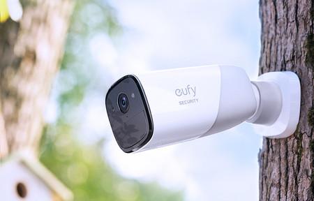 La videocámara de seguridad EufyCam 2 de Anker añadirá soporte a HomeKit el próximo mes de diciembre