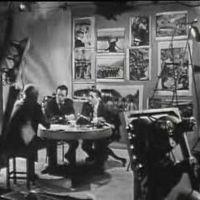 Henri Cartier-Bresson en plena acción