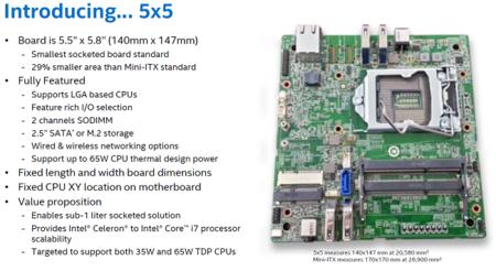 Intel Motherboard Lga 5x5