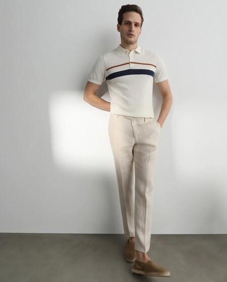 Pantalon Chino Corte Ingles