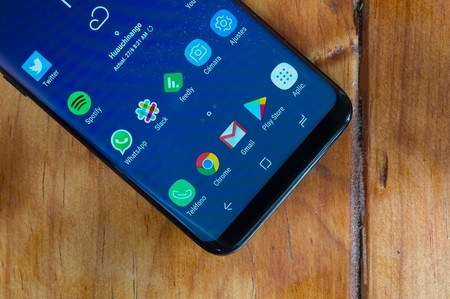 Samsung Galaxy S8 Marcos Pequenos