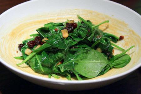 Respuesta a la adivinanza: Las espinacas son el alimento que contiene más betacaroteno