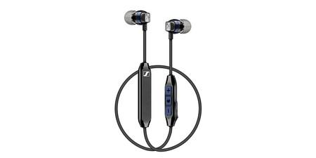 Los intraauriculares Bluetooth Sennheiser CX 6.00BT, hoy en Amazon sólo cuestan 69,99 euros
