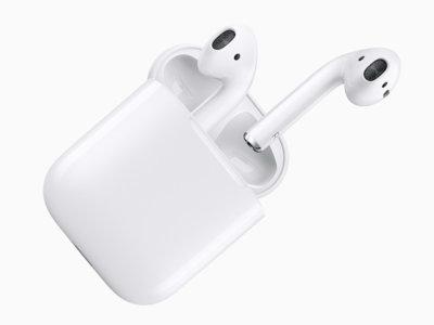 AirPods, así es como Apple entra en el terreno de los auriculares inalámbricos