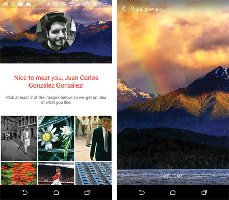 Tapdeck es la aplicación de personalización para Android que aspira a ser una red social