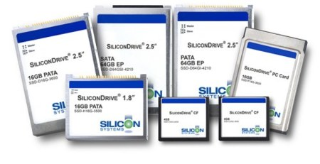siliconsystems ssd