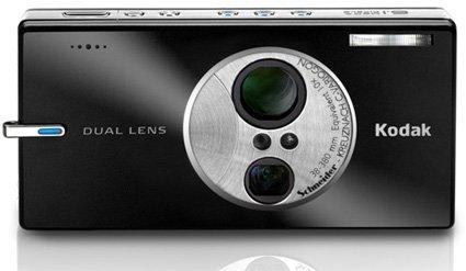 Kodak EasyShare V610, dos ópticas y zoom 10x