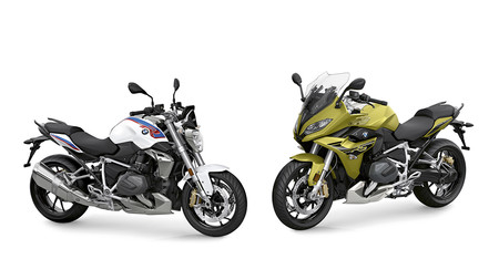 BMW R 1250 R y R 1250 RS 2019: 136 CV, 143 Nm y distribución variable para todos los bóxer