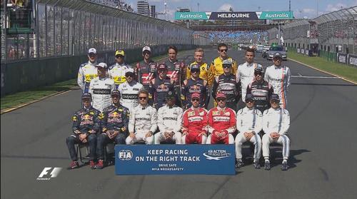 Estos son los equipos y pilotos para la temporada 2016 de Fórmula 1
