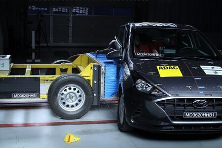 Hyundai Hb20 2020 Obtiene Una Estrella En Latin Ncap 5