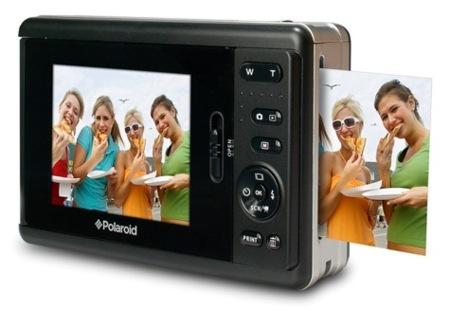 Polaroid PoGoInstant Digital Camera, fotografía instantánea