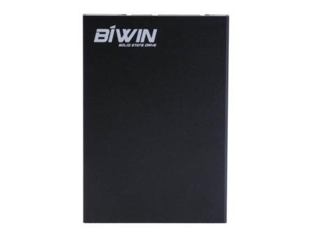 Biwin anuncia unos SSD delgados de sólo 7 milímetros de altura