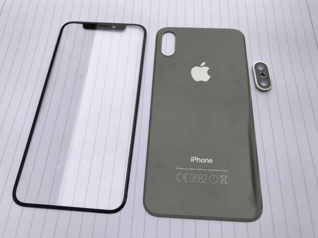 iPhone ocho piezas