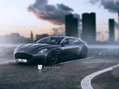 ¿Está Aston Martin tanteando la posibilidad de un shooting break?
