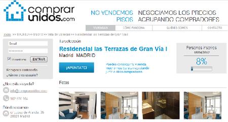 Negocia precios de pisos con ComprarUnidos