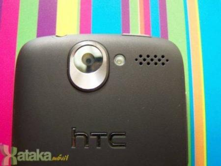 HTC Desire cámara