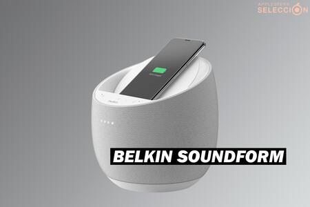 Base de carga inalámbrica, Alexa y AirPlay 2: el altavoz Belkin Soundform Elite está 100 euros más barato en Macnificos
