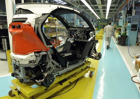 Arranca en Valladolid la fabricación del Renault Twizy